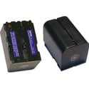 Lithium Ion JVC BN-V416 Battery
