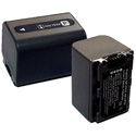 Lithium Ion Replacement Battery for Sony NP-FP70