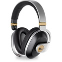 Blue Satellite Premium Wireless Noise-Cancelling Headphones with Audiophile Amp