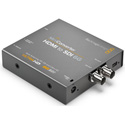 Blackmagic Design BMD-CONVMBHS24K6G Mini Converter - HDMI to SDI 6G