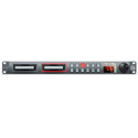 Blackmagic HyperDeck Studio Pro 2 Ultra HD 4K 6G-SDI w/2 OWCSSDMX6G120T Drives