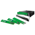 Blackmagic Design BMD-OG/BPL/10BNC OpenGear Rear Panel with BNC Adapters for 10 Video Convertor Cards - No Main Frame