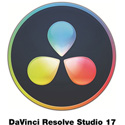 Blackmagic Design DaVinci Resolve 15 Studio Software w/ Free Downloadable 15.1 Blackmagic RAW Upgrade