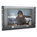 Blackmagic SmartView 4K 15.6-Inch Ultra HD Broadcast Rackmount Monitor with 12G-SDI