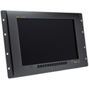 Blackmagic SmartView 4K 15.6-Inch Ultra HD Broadcast Rackmount Monitor with 12G-SDI - Bstock (Damage/Open Box)