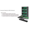 Blackmagic BMD-VHUBUV/0A2/288 Universal Videohub 288 Full Router