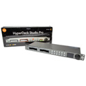 Blackmagic HyperDeck Studio Pro 2 Ultra HD 4K 6G-SDI Solid State Disk Recorder - Bstock (Open Box/Cosmetic)