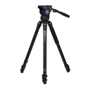 Benro A373FBV4H BV4 75mm Video Tripod Kit -Aluminum