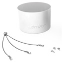 Bose M16/DS16F White Pendant Mount Kit for DS16F