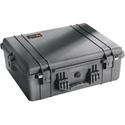 Pelican 1600 Protector Case with Foam - Black