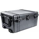 PELICAN 1690 Case 33.4L x 28.4W x 17.2D - Black - With Foam