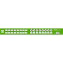 Barnfind BarnOne BTF1-06 24 SFP Port and 8 BNC Port Fiber Router - 1RU