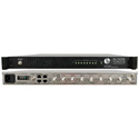 Blonder Tongue AQT8-QAM/IP 8X 8VSB/QAM Inputs - 8X QAM Channel - 1X IP Outputs