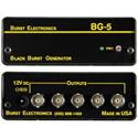 Burst BG-5 5-Output Black Burst Generator
