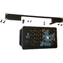 Broadcastvision FETCHRM Rack Rails Standard 19 Inch Rack Space Flush-Mounting Single AudioFetch Chasis - 6 Inch Height