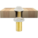 Beyerdynamic BM-34-W Cardioid Condenser Button Mic  - White - Low Frequency Roll-Off