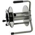 Hannay Reels C16-10-11 Silver Cable Reel with Drum Extension