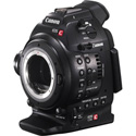 Canon EOS C100 Camera with Dual Pixel CMOS AF (Body Only)