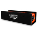 Rat Sound Systems CATBOX-MX Four Male XLR Audio Over CAT5 Stage Box w/ etherCON Connectors - Use Shielded CAT5 Cable