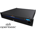 Cobalt Digital OGX-FR-CNS-P openGear Frame with Cooling and Advanced Networking and SNMP