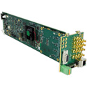 Cobalt RM20-9904-B-HDBNC Double Width 20-Slot openGear Frame Rear I/O Module for 9904 Cards