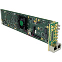 Cobalt RM20-9904-D-HDBNC Single Width 20-Slot openGear Frame Rear I/O Module for 9904 Cards