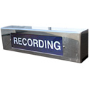 CBT Value 120 Volt AC RECORDING Light - Red