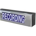 CBT Systems VAL-13REBW8 CBT Value Design Recording Light 120/220V Blue/White LED