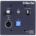 ClearCom HB-702 2-Channel-Select Flush-Mount Headset Station