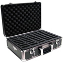 WILLIAMS AV CCS-030-35 Heavy-Duty Carying Case to Accommodate 35 R37 Style Receivers