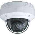 Cop-USA CD45IP4M-2.8-S2 4MP Network IR Water-Proof Vandal Dome Camera - H.265 Compression & ICR Auto Switch - 2.8mm Lens