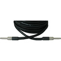 12 Gauge 1/4 Inch Speaker Cable 3 Foot
