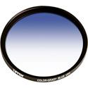 Tiffen 49mm Color-Grad Blue