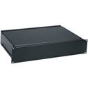 Middle Atlantic CH-1 10-Inch Deep Rackmount Chassis Box - 1RU