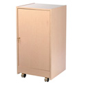 Chief ERKD-8MR Maple Wooden Rear Door for 8U Elite Racks