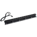 Chief NAPDV1215PC Removable IEC Cord - 15A with 12 Receptacles