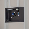 Chief PAC525F In-Wall Storage Box with Flange