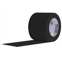 Pro Tapes 4 Inches x 30 Yards Black Cable Path Tape (No-Print)