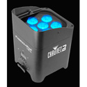 Chauvet Freedom Par Tri-6 Wireless - Li-Ion Battery-operated Tri-color LED Par with Built-in D-Fi Transceiver