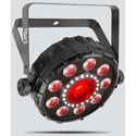 Chauvet FXPAR 9 Compact Effect Par with Multiple Technologies in a Single Light Fixture