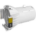 Chauvet OHDLENS36WHT Ovation Ellipsoidal HD Lens Tube - 36 Degrees - White
