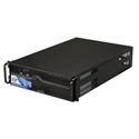 ChyTV Multi SDI Rack Chassis Video Graphics Display SD-SDI  HD-SDI