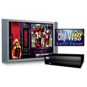 ChyTV-HD150 7A00343 Video Graphics Display with HD Outputs & Layered 3D Graphics