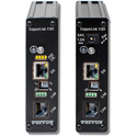 Patton CL1101E/PAFA/RJ45/EUI-2PK CopperLink Industrial PoE Extender Kit - 1x10/100 - 802.3af RJ45 Line - 100-240VAC