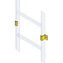Ladder Wall Clamp (Pair)