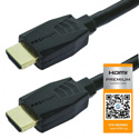 Calrad 55-668-PR-3 Premium HDMI Type A Male to HDMI Type A Male High Speed Cable - 3 Foot