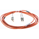 Cleerline DOM2LCLC02M LC/UPC-LC/UPC-1.6mm Riser-OM2-2m Fiber Cable