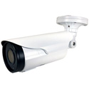 Cop-USA CM260IR-4N1S 2.4MP 4-in-1 IR Weatherproof Bullet Camera - TVI/CVI/AHD and Analog Systems