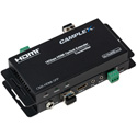 Camplex CMX-HDMI-SFP Single Fiber SFP HDMI 2.0 Extender with Bidirectional IR and RS-232