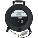 Camplex CMX-TACNGO-MSB Silver Bullet 3G-SDI to Fiber Converter / Extender & Tactical Cable Reel System - 1000 Foot